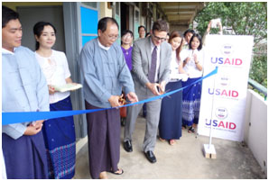 (English) The Department of Research and Innovation announces the dedication of the Myanmar Technical Barriers to Trade Enquiry Point and Information Center