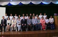 National Standards Capability Analysis Framework (NSCAF) Meeting June 29 – July 1, 2016, Yangon