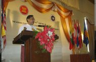 Opening Ceremony of 42nd ASEAN Consultative Committee for Standards and Quality (ACCSQ) Meeting held in Yangon