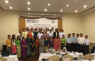 The Department of Research and Innovation has organized Export Quality Management Seminars in Yangon and Mandalay in early May in collaboration with PTB (Germany) and the International Trade Center (ITC)