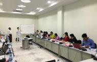 The training course on Rice Moisture Traceability System