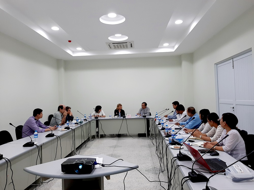 Meeting with PTB (Germany)Delegation