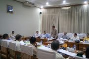 National Standards Council (1/2019) Meeting, Ministry of Education, Office No (21),  Nay Pyi Taw, Meeting Room on 4 October 2019