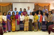 Calidena Moderator Training in Myanmar