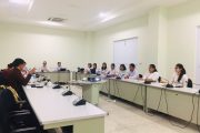 The training course on Technical evidences required for accreditation according to ISO/IEC 17025:2017 on the calibration laboratory