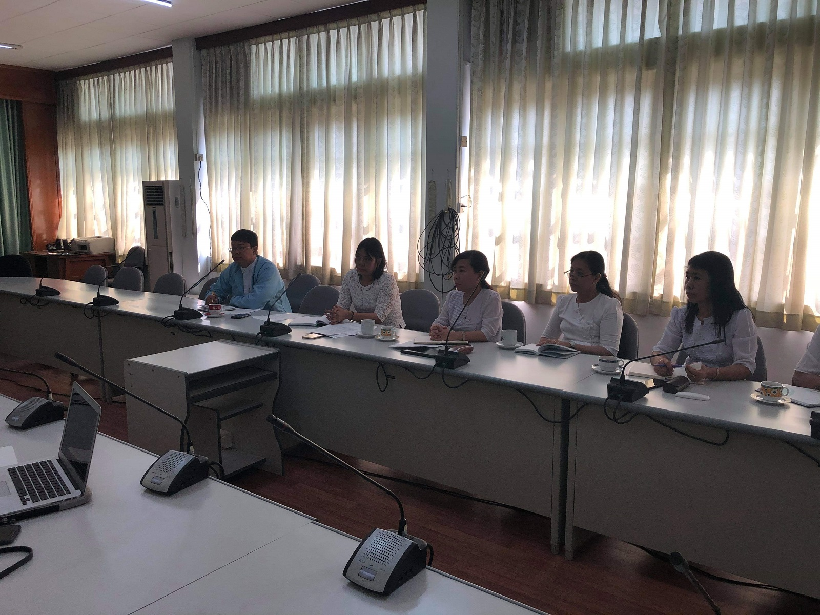 Meeting on Implementation of ASEAN Trade in Goods Agreement (ATIGA) related to trade to conduct ATIGA Gap analysis jointly with Relevant Departments