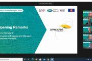 A Deeper Dive into Digital Trade Standards(DTS)-Workshop 2 ပြုလုပ်ခြင်း