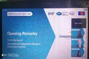 Effective DTS Mirror Committees - Workshop 3 ပြုလုပ်ခြင်း